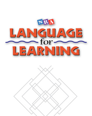 SRA Language for Learning, Thinking, Writing (DI)