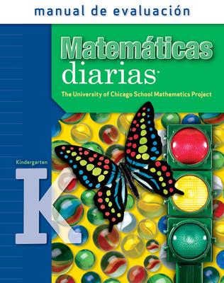 Everyday Mathematics, Grade K, Assessment Handbook/Manual de evaluación