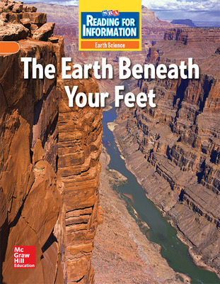 Reading for Information, Approaching Student Reader, Earth - The Earth Beneath Your Feet, Grade 4