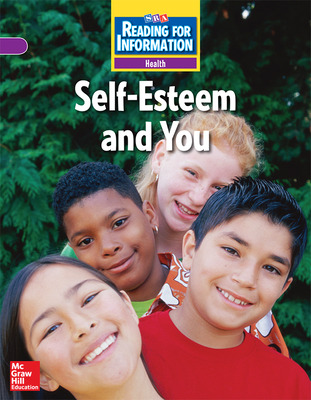 Reading for Information, On Level Student Reader, Health - Self-Esteem and You, Grade 5