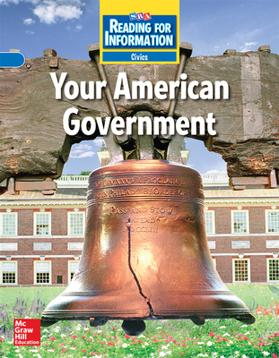 Reading for Information, Approaching Student Reader, Civics - Your American Government, Grade 5