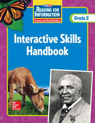 Reading for Information, Interactive Skills Handbook, Grade 2