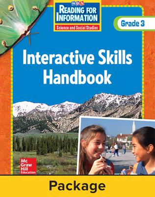 Reading for Information, Interactive Skills Handbook (6-pk), Grade 3