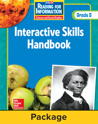 Reading for Information, Interactive Skills Handbook (6-pk), Grade 5