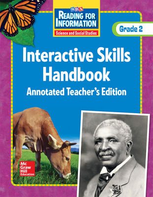 Reading for Information, Interactive Skills Handbook TAE, Grade 2