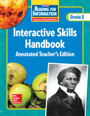 Reading for Information, Interactive Skills Handbook TAE, Grade 5