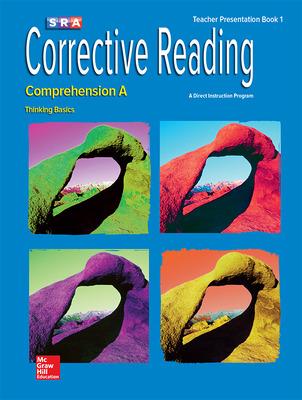 Corrective Reading Comprehension Level A, Presentation Book 1
