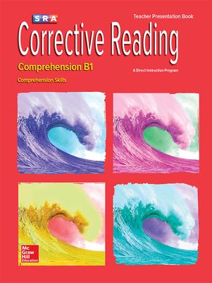 Corrective Reading Comprehension Level B1, Presentation