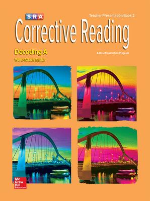 Corrective Reading Decoding Level A, Presentation Book 2