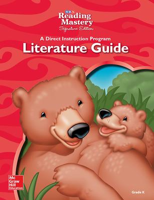 Reading Mastery Reading/Literature Strand Grade K, Literature Guide
