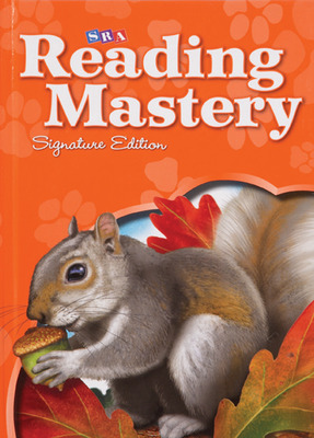 Reading Mastery Reading/Literature Strand Grade 1, Workbook A