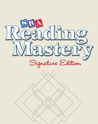 Reading Mastery Reading/Literature Strand Grade 1, Student Practice CD
