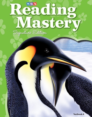 Reading Mastery Signature Edition Cover