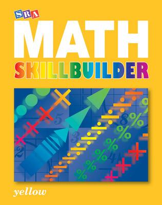 SRA Math Skillbuilder - Student Edition Level 5 - Yellow