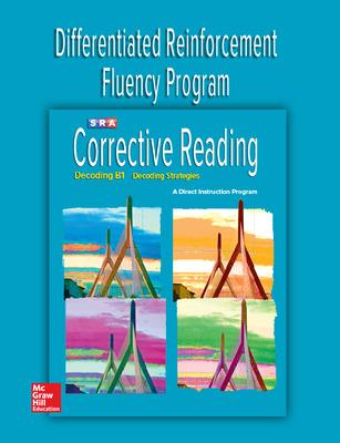 Corrective Reading Decoding Level B1, Fluency Program Guide