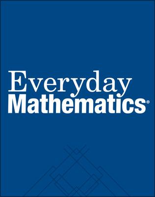 Everyday Mathematics, Grade Pre-K, Math at Home Book Set