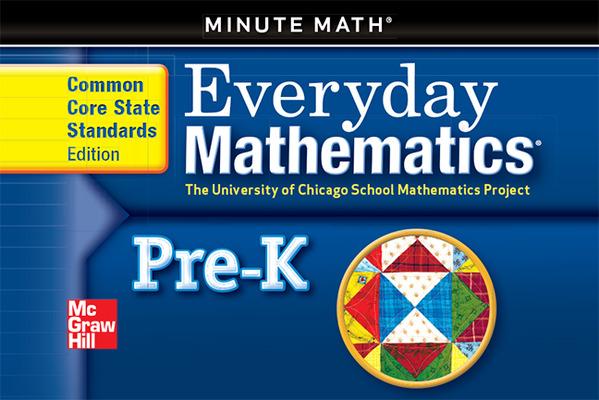 Everyday Mathematics, Grade Pre-K, Minute Math