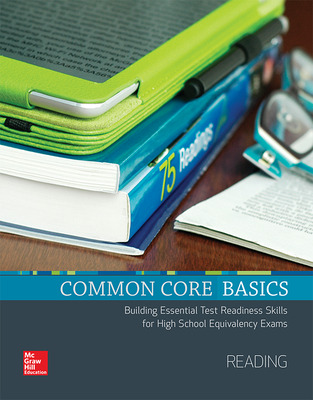 Common Core Basics, Reading Core Subject Module