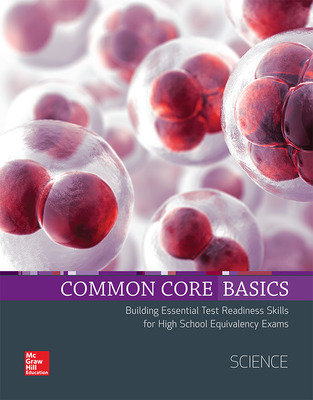 Common Core Basics, Science Core Subject Module
