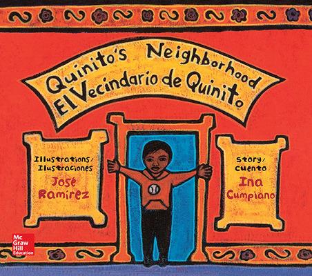 Quinito's Neighborhood Big Book (Bilingual)