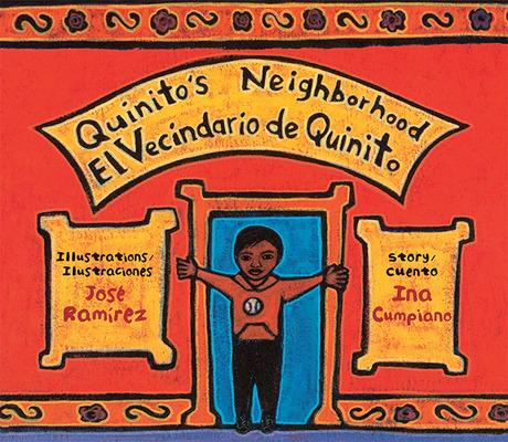 Quinito's Neighborhood (Bilingual) Little Book