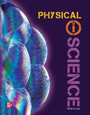 Glencoe Physical iScience Module K: Motion & Forces, Grade 8, Chapter Resource Package