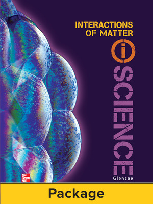 Glencoe Physical iScience, Module N: Introductions of Matter, Grade 8, Chapter Resource Package