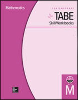 TABE Skill Workbooks Level M: Problem Solving and Reasoning (10 copies)