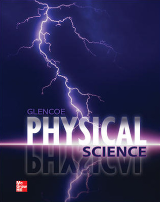 Physical Science, eStudent Edition, 1-year subscription