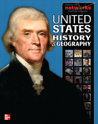 United States History and Geography, Complete Classroom Set, Print  (set of 30)