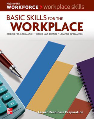 Workplace Skills: Basic Skills for the Workplace, Student Workbook