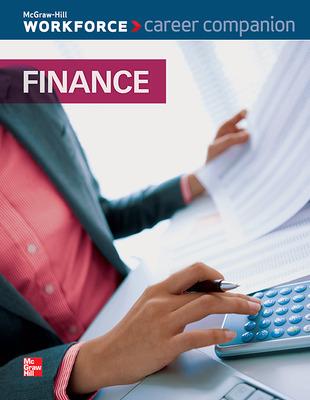 Career Companion: Finance