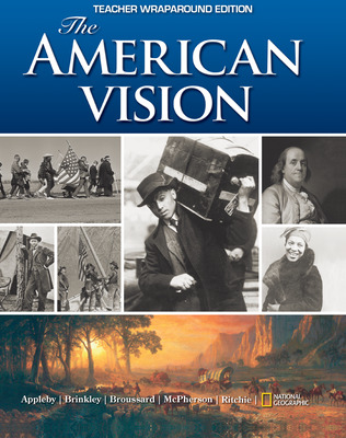 The American Vision, Online Teacher Edition with Resources, 6-Year Subscription