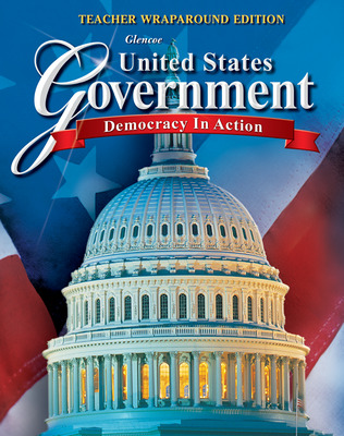 United States Government: Democracy in Action, Online Teacher Edition with Resources, 1-Year Subscription