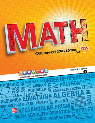 Glencoe Math, Course 1, Student Edition, Volume 2