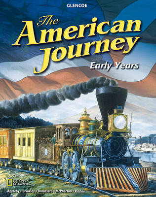 The American Journey: Early Years, Online Teacher Edition with Resources, 6-Year Subscription