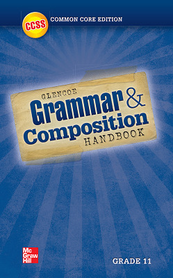 Grammar and Composition Handbook, Grade 11