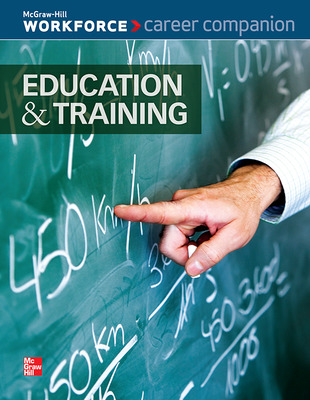 Career Companion: Education and Training Value Pack (10 copies)