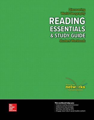 Discovering World Geography, Reading Essentials and Study Guide, Student Workbook