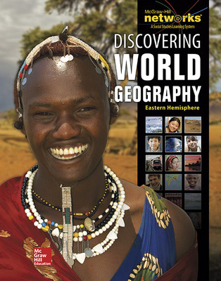 Discovering World Geography, Eastern Hemisphere cover