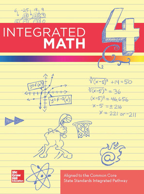 Integrated Math, Course 4, Online Student Edition, 6-year Subscription