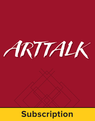 ArtTalk, Teacher Access, 1-year subscription