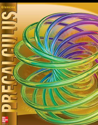 Glencoe Precalculus cover
