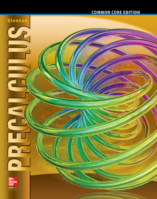 Precalculus, eStudentEdition Online, 1-year subscription