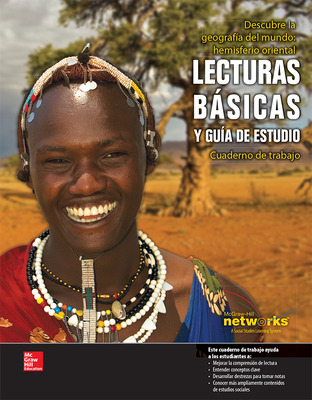 Discovering World Geography, Eastern Hemisphere, Spanish Reading Essentials and Study Guide, Student Workbook