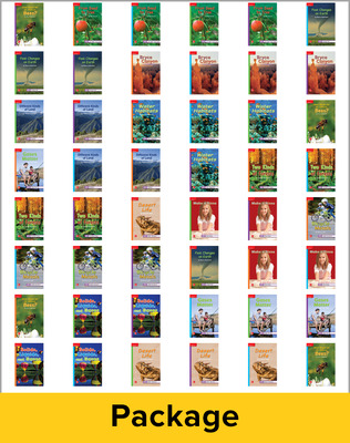 Inspire Science Grade 2, Leveled Reader Library, 6 Each of 48 Books