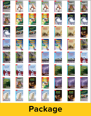 Inspire Science Grade 3, Leveled Reader Class Set, 1 Each of 56 Books