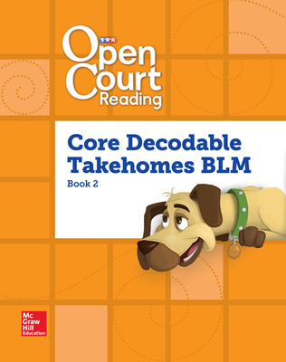 Open Court Reading, Core PreDecodable and Decodable 4-color Takehome 2 (set of 25), Grade 1