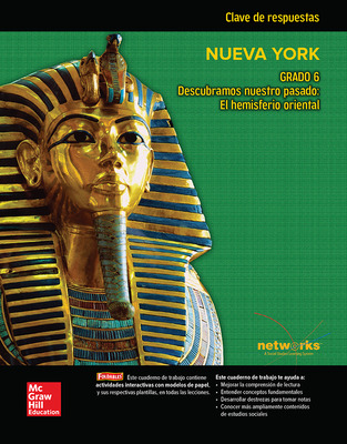 Discovering Our World: Eastern Hemisphere, New York Spanish Reading Essentials & Study Guide, Answer Key