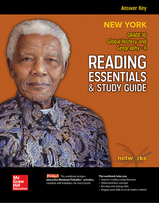 New York, Global History and Geography II, Reading Essentials & Study Guide, Answer Key